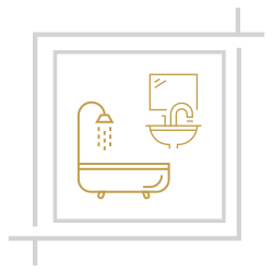 custom bathroom render icon