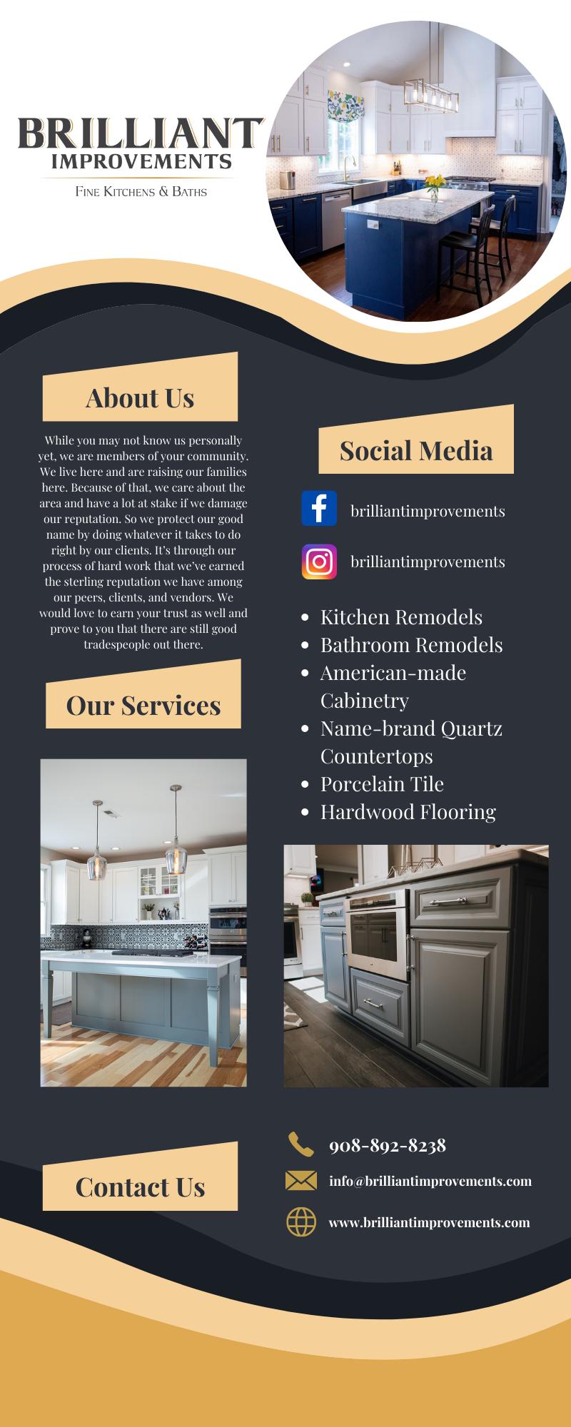 Fine Kitchens and Baths 3