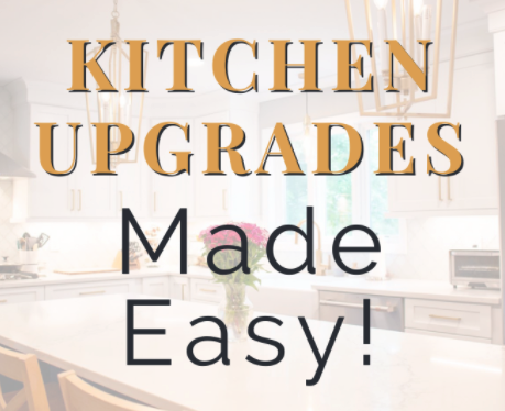 Read more about the article Kitchen Upgrades Made Easy