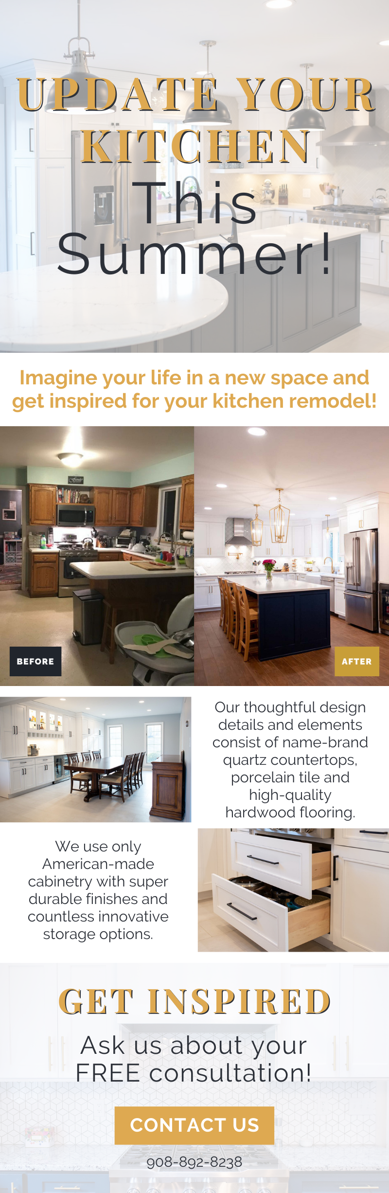 Summer Kitchen Upgrades! 3