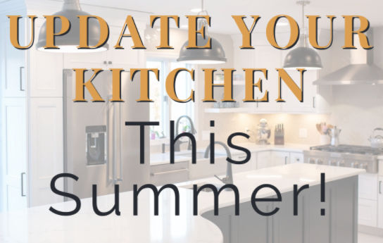 Read more about the article Summer Kitchen Upgrades!